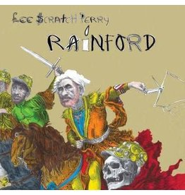 On U Sound Lee Scratch Perry - Rainford (Coloured Vinyl)
