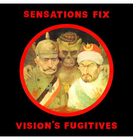Sound Of Cobra Records Sensations Fix - Vision's Fugitives