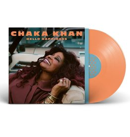 Universal Chaka Khan - Hello Happiness (Coloured Vinyl)