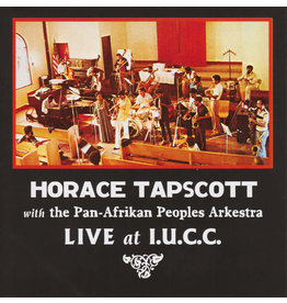 Soul Jazz Records Horace Tapscott with the Pan-Afrikan Peoples Arkestra - Live At I.U.C.C.