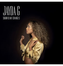 Ninja Tune Jayda G - Significant Changes