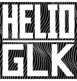 Now-Again Records Gaslamp Killer - Helio X Glk
