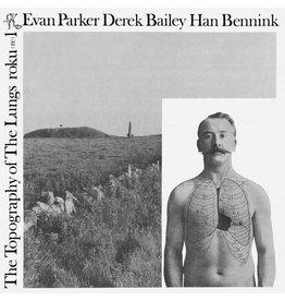OTOROKU Evan Parker / Derek Bailey / Han Bennink - The Topography Of The Lungs