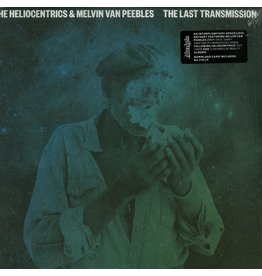 Now-Again Records Heliocentrics - The Last Transmission