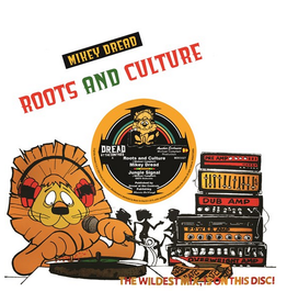 Music On Vinyl Mikey Dread - Roots & Culture