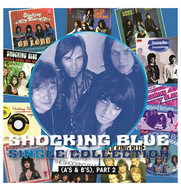 Music On Vinyl Shocking Blue - Single Collection (Part 2)