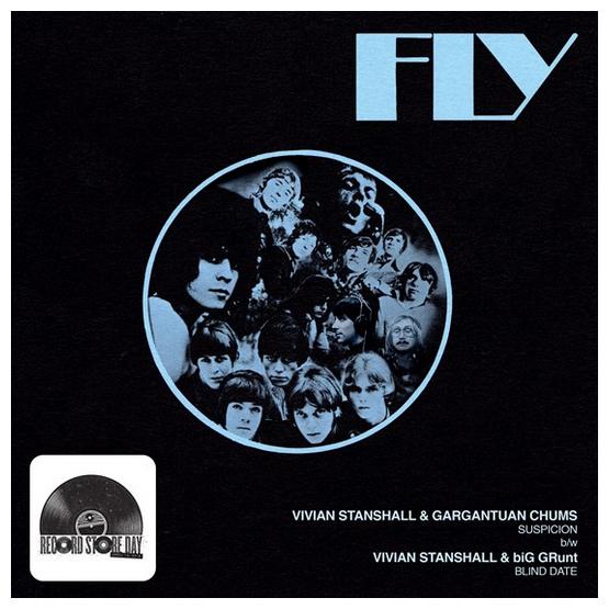 Fly / Bucks Vivian Stanshall - Suspicion