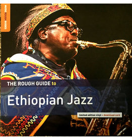 World Music Network Various - The Rough Guide to Ethiopian Jazz