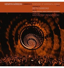 Domino Records Beth Gibbons & The Polish National Radio Symphony Orchestra - Henryk Górecki: Symphony No. 3 (Symphony Of Sorrowful Songs)