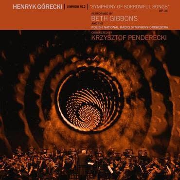 Domino Records Beth Gibbons & The Polish National Radio Symphony Orchestra - Henryk Górecki: Symphony No. 3 (Symphony Of Sorrowful Songs)