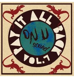 On-U Sound Various Artists - Pay It All Back Volume 7