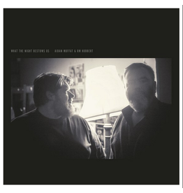 Rock Action Records Aidan Moffat & RM Hubbert - What The Night Bestows Us