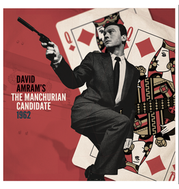 Moochin' About David Amram - The Manchurian Candidate OST