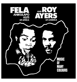Knitting Factory Records Fela Kuti & Roy Ayers - Music of Many Colours