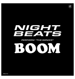 Heavenly Recordings Night Beats- Play The Sonics' 'Boom'