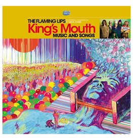 Bella Union The Flaming Lips - King's Mouth