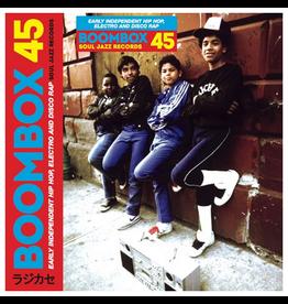 Soul Jazz Records Various - Boombox 45 Box Set