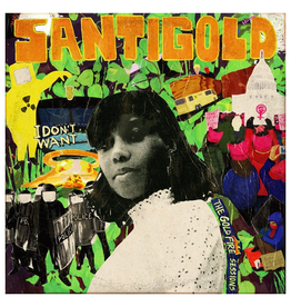 Downtown Records Santigold - I Don't Want: The Gold Fire Sessions