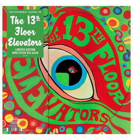 Charly The 13th Floor Elevators - The Psychedelic Sounds Of...