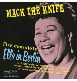 Verve Ella Fitzgerald - Mack The Knife: Ella In Berlin