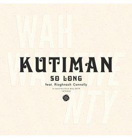 Wah Wah 45s Kutiman - So Long