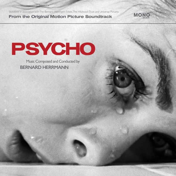 Stylotone Bernard Herrmann - Psycho