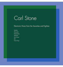 Unseen Worlds Carl Stone - Electronic Music From The Seventies & Eighties