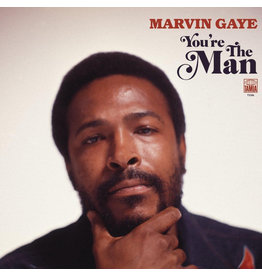 Tamala Motown Marvin Gaye - You're The Man