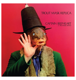 Third Man Records Captain Beefheart - Trout Mask Replica