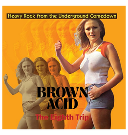 Riding Easy Various - Brown Acid: The Eighth Trip