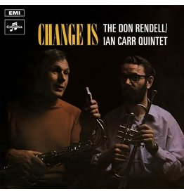 Jazzman Don Rendell Ian Carr Quintet - Change Is