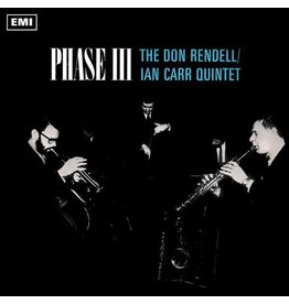 Jazzman Don Rendell Ian Carr Quintet - Phase III