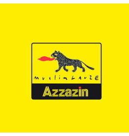 Staalplaat Muslimgauze - Azzazin
