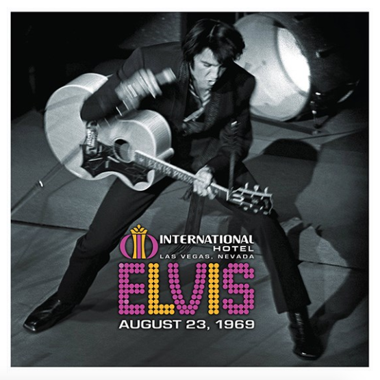 Record Store Day Elvis Presley - Live At The International Hotel, Las Vegas, NV August 23, 1969