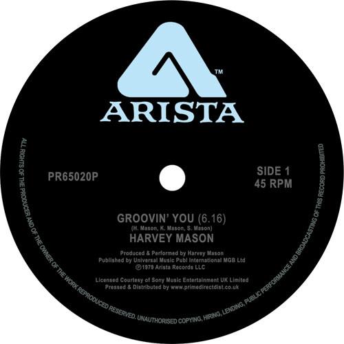 Arista Harvey Mason - Groovin' You / Modaji / Till You Take My Love