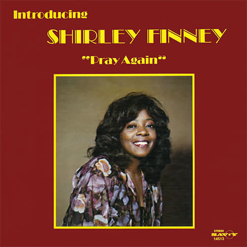 Rain & Shine Limited Shirley Finney - Pray Again
