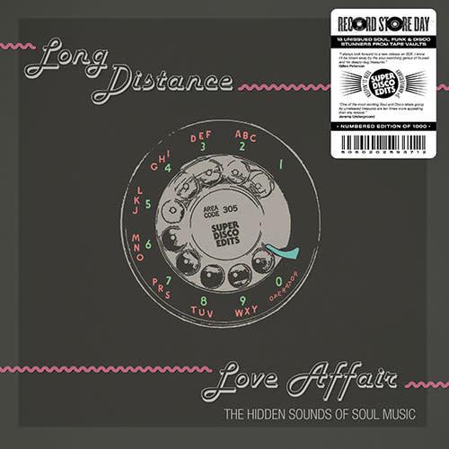 Super Disco Edits Various - Long Distance Love Affair