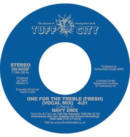 Tuff City Davy DMX - One For The Treble (Fresh)