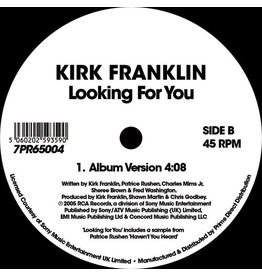 RCA Kirk Franklin - Looking For You