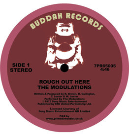 Buddah Records The Modulations - Rough Out Here / I Can't Fight Your Love