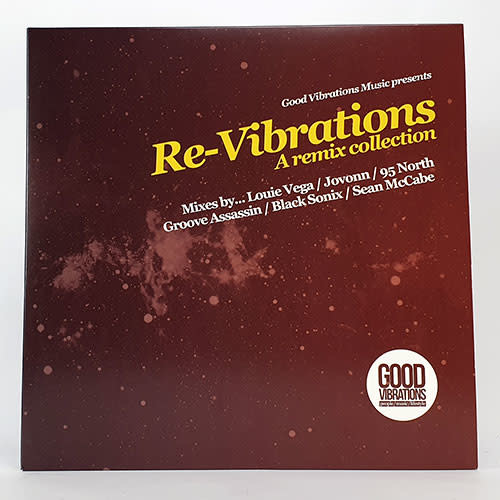 Good Vibrations Music Various - Good Vibrations Music presents Re-Vibrations (A Remix Collection)