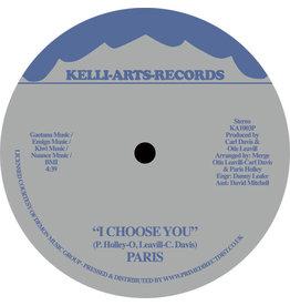 Kelli Arts Records Paris - I Choose You / Punkin Funkin