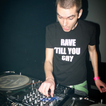 Discograph Bogdan Raczynski - Rave 'Till You Cry