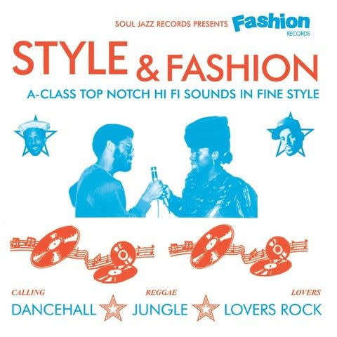 Soul Jazz Records Various - Soul Jazz Records Presents Fashion Records: Style & Fashion