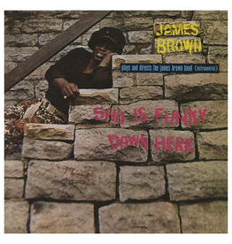 Now-Again Records James Brown - Sho Is Funky Down Here