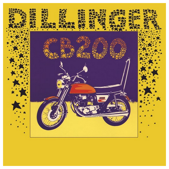 Record Store Day Dillinger - CB 200