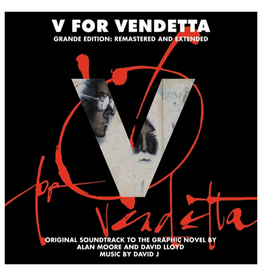 Record Store Day David J - V For Vendetta