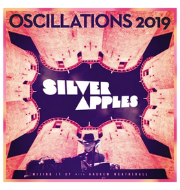 Record Store Day Silver Apples- Oscillation