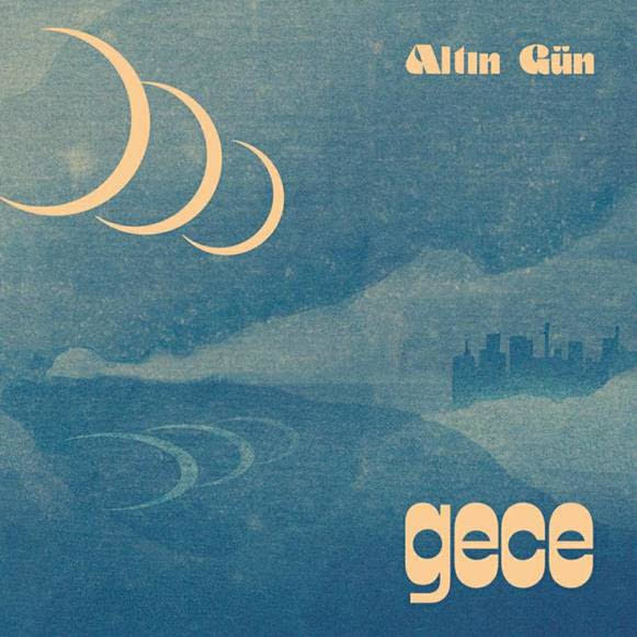 Glitter Beat Altin Gün - Gece