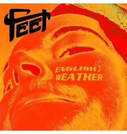 Clapped Records Feet - English Weather